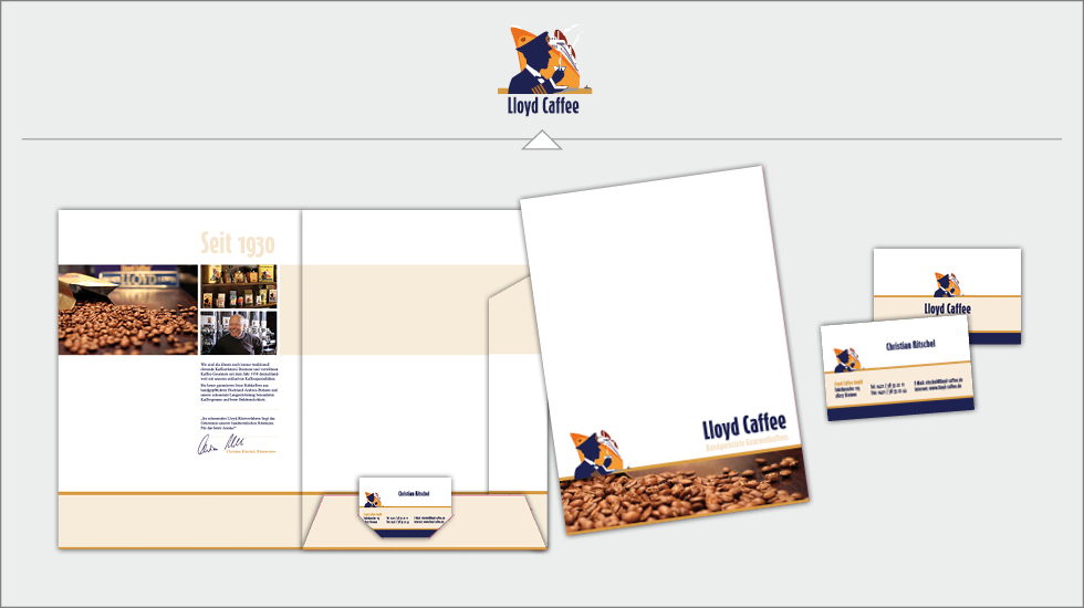 Lloyd Caffee Corporate-Design