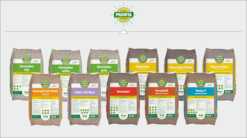 Provita Verpackungsdesign