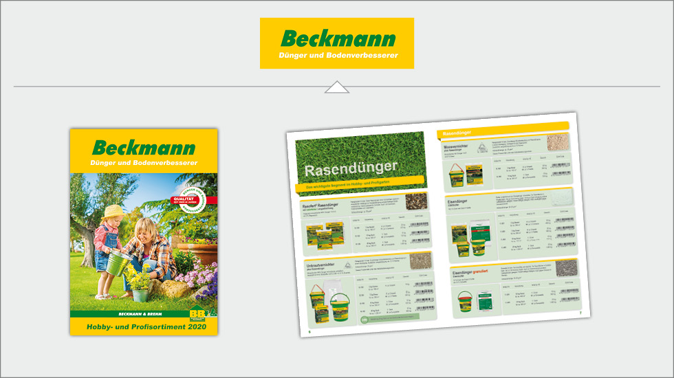 Beckmann Produkt Katalog