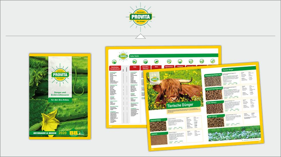 Provita Produkt Katalog