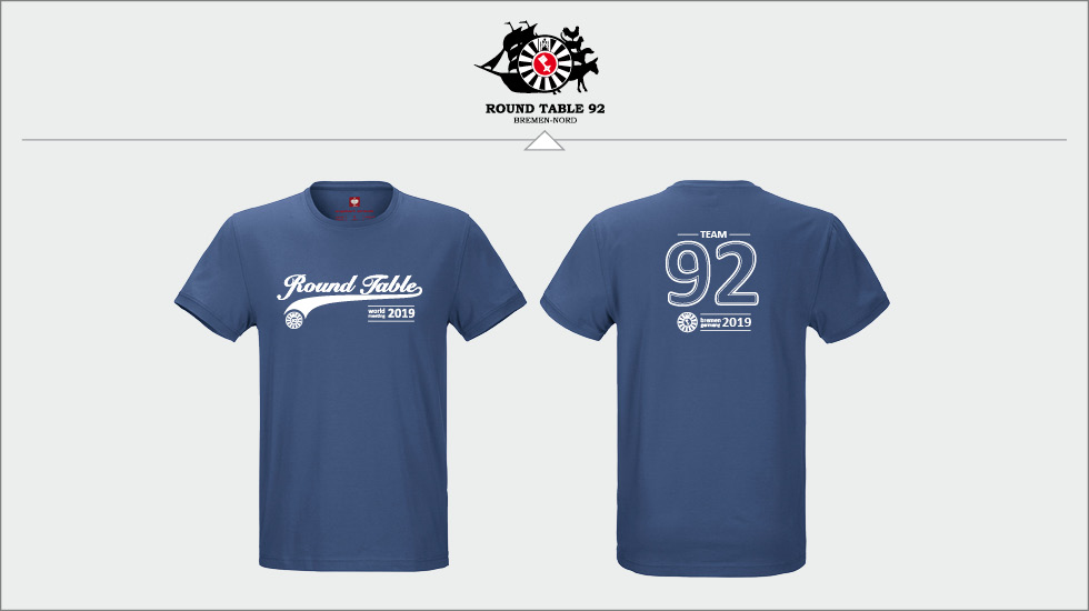 Round Table 92 T-Shirts