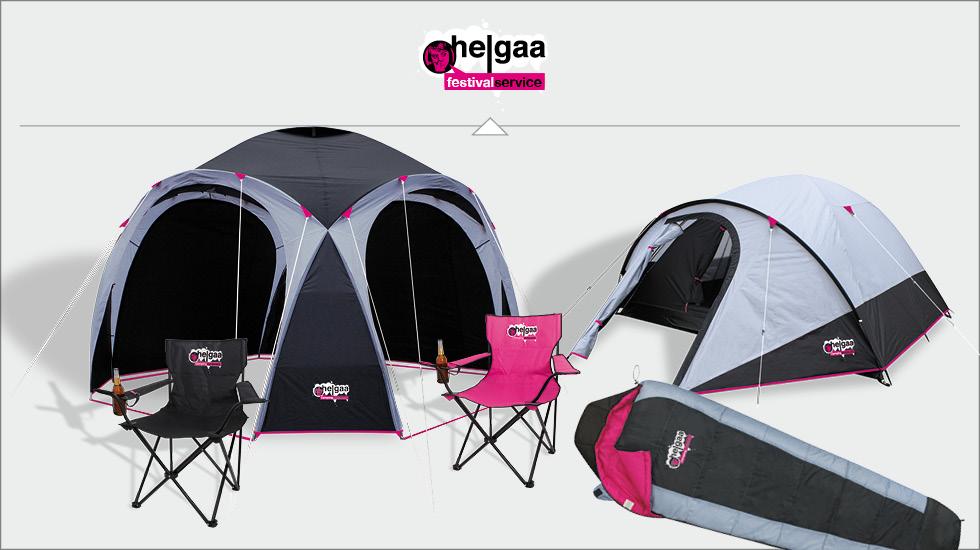 helgaa Campingartikel Produktdesign